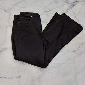 Good American Black Good Flare High Rise Jeans 20